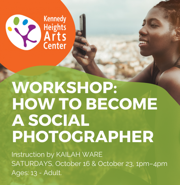 Workshop: How to Become a Social Photographer