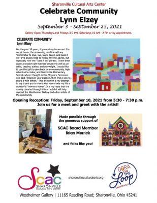Lynn Elzey: Celebrating Community