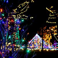 2021 Journey BOREALIS Holiday Light Show