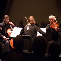 Chamber Music at Plum Street Temple
