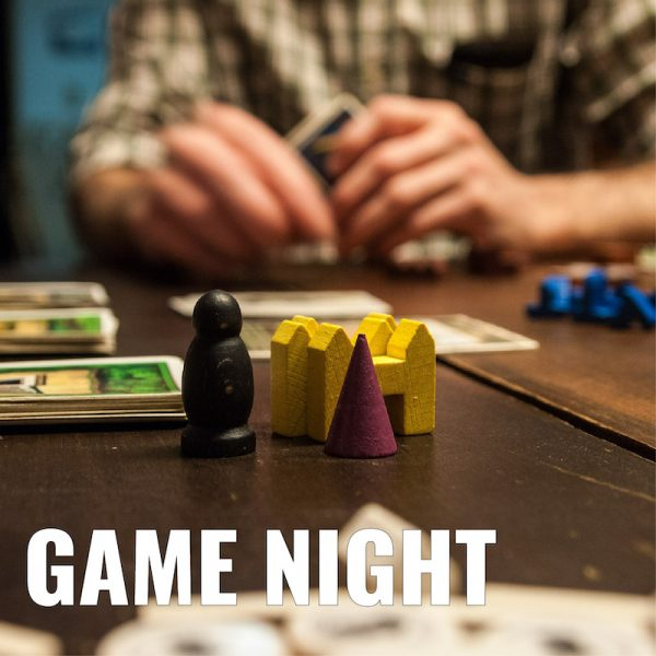 Sunset Salons: Game Night