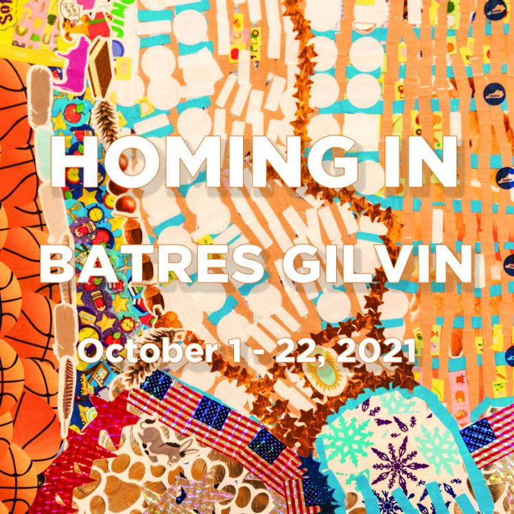 Homing In by Batres Gilvin