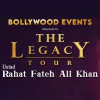 Rahat Fateh Ali Khan: The Legacy Tour