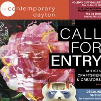 CALL FOR ENTRY: Annual Holiday Gift Gallery DEADLINE: OCTOBER 1ST, 2021