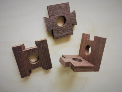 Workhop | Wooden Holiday Coasters