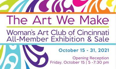 Woman's Art Club of Cincinnati All Member Art Show...