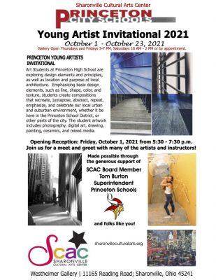 2021 Princeton Young Artist Invitational