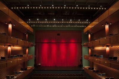 Jarson-Kaplan Theater Aronoff Center for the Arts