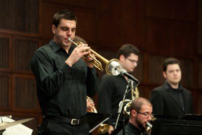 CCM Jazz Lab Band: Latin Jazz